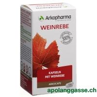 Arkocaps Weinrebe Kaps Ds 150 Stk