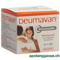 Deumavan Neutral Schutzsalbe Ds 100 ml